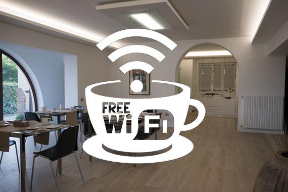 free wi-fi villa dei tigli centro pietrelcina b&b