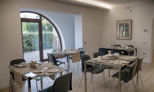 servizi Villa dei Tigli resort in Pietrelcina
