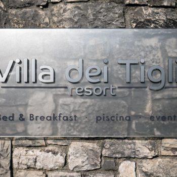 esterni villa dei tigli resort in pietrelcina