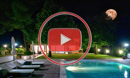villa dei tigli resort & spa video